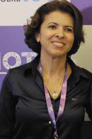 Helen Cavalcante, gerente de Tecnologia de Informação da Agro Amazônia